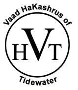 Vaad Hakashrus of Tidewater